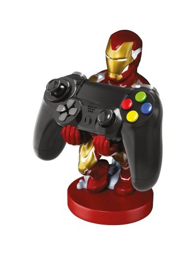 Figurka Iron Man Stojak Uchwyt na Telefon lub Pad