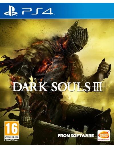 Dark Souls III PS4 POL Używana