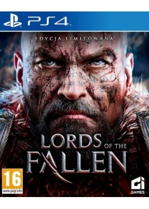 Lords of the Fallen PS4 POL Używana