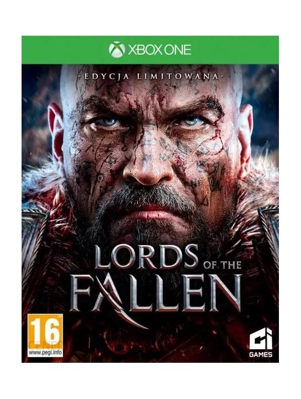 Lords of the Fallen XBOXOne POL Używana