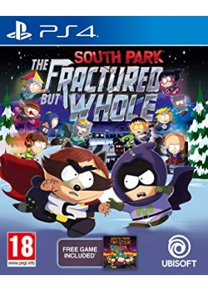 South Park: The Fractured But Whole PS4 POL Używana