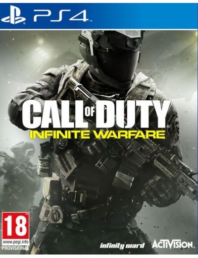 Call of Duty Infinite Warfare PS4 POL Używana