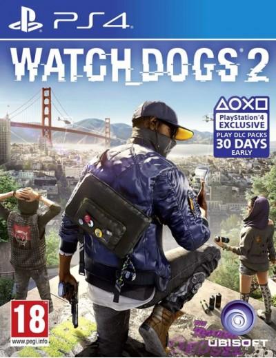 Watch Dogs 2 PS4 POL Używana