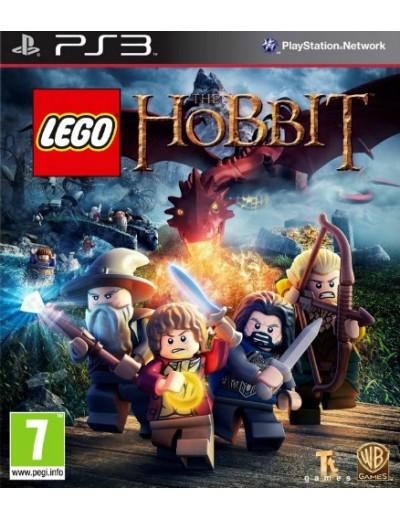 LEGO The Hobbit PS3 POL Nowa