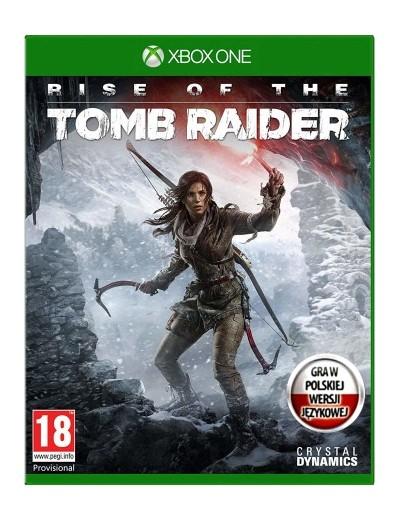 Rise of the Tomb Raider XBOXOne POL Używana