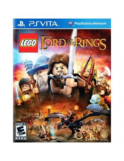 LEGO The Lord of the Rings PS Vita POL Używana