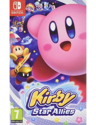 Kirby Star Allies Nintendo Switch ANG Używana