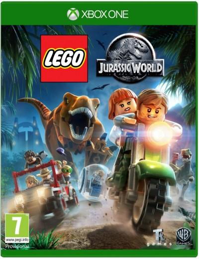 LEGO Jurassic World XBOXOne POL Nowa