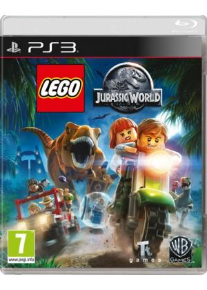 LEGO Jurassic World PS3 POL Używana