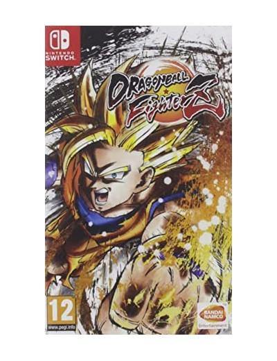 Dragon Ball Fighterz Nintendo Switch ANG Używana