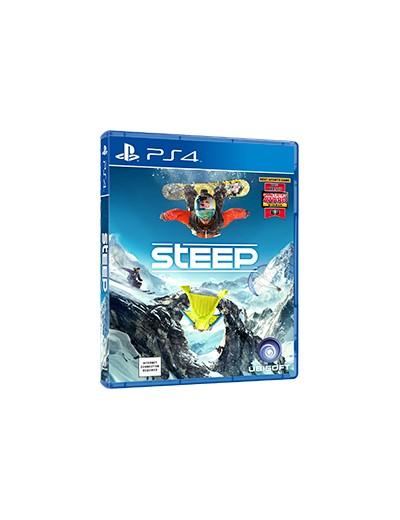Steep PS4 POL Używana