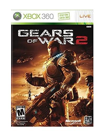 Gears of War 2 XBOX360 ANG Używana