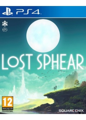 Lost Sphear PS4 ANG Nowa