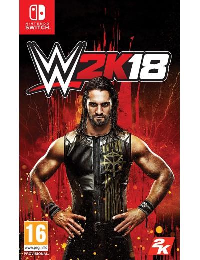 WWE 2k18 Nintendo Switch ANG Używana