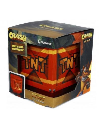 Lampka TNT Crash Gadżety Nowa