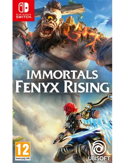 Immortals Fenyx Rising Nintendo Switch POL Używana