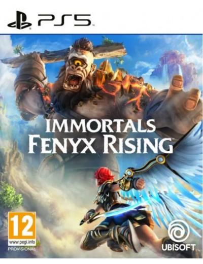 Immortals Fenyx Rising PS5 POL Używana