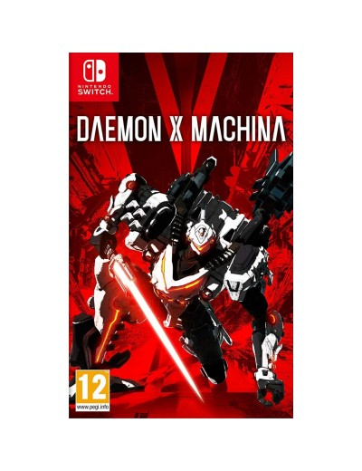 Daemon X Machina Nintendo Switch ANG Nowa