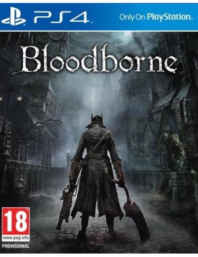Bloodborne PS4 POL Używana