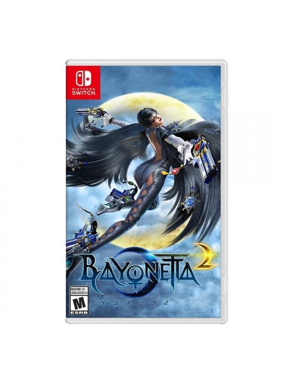 Bayonetta 2 Nintendo Switch ANG Używana