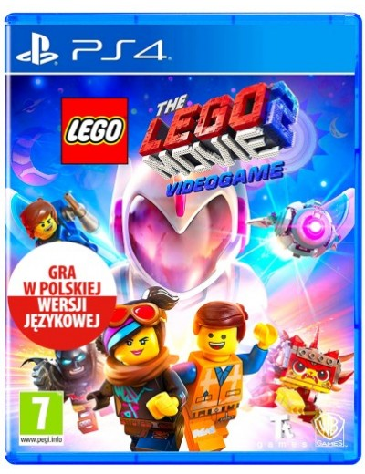 Lego Przygoda 2 PS4 POL Nowa