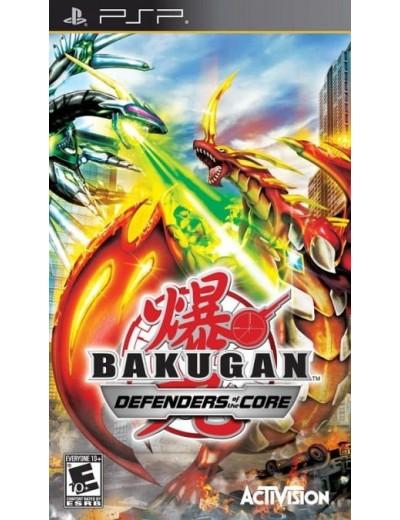 Bakugan: Defenders of the Core PSP ANG Używana