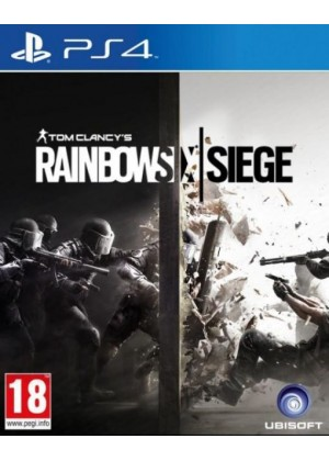 Tom Clancy's Rainbow Six: Siege PS4 POL Używana