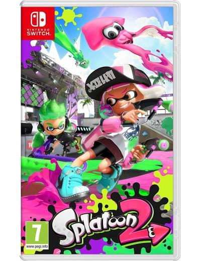 Splatoon 2 Nintendo Switch ANG Używana