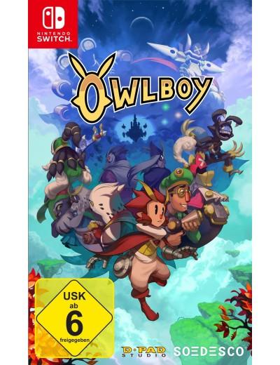 Owlboy Nintendo Switch POL Nowa