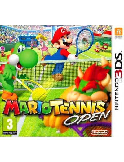 Mario Tennis Open 3DS ANG Nowa