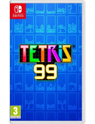 Tetris 99 Nintendo Switch ANG Używana