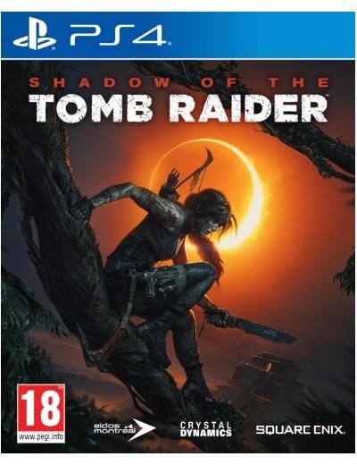 Shadow of the Tomb Raider PS4 POL Używana