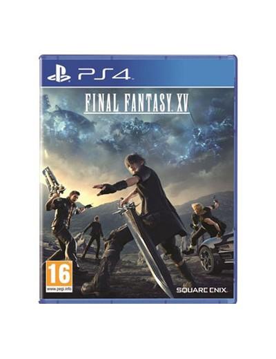 Final Fantasy XV PS4 ANG Używana