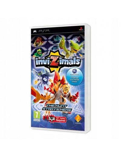 Invizimals PSP POL Używana