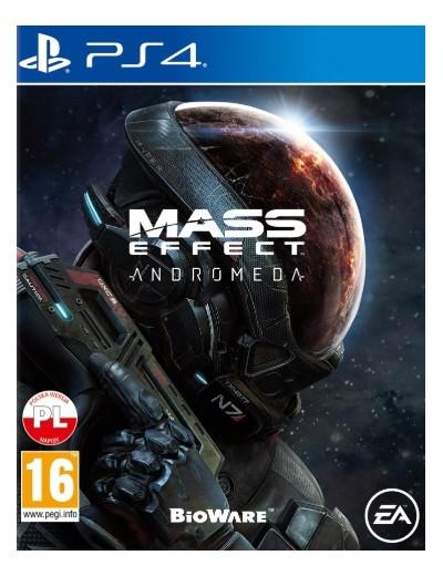Mass Effect Andromeda PS4 POL Używana
