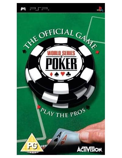 World Series Poker PSP ANG Używana