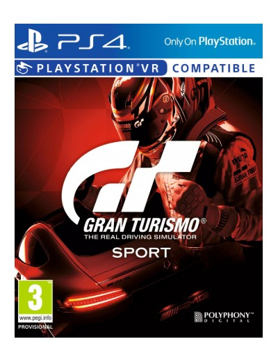 Gran Turismo Sport PS4 POL Nowa