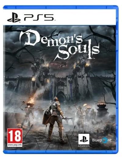 Demon's Souls PS5 POL Używana