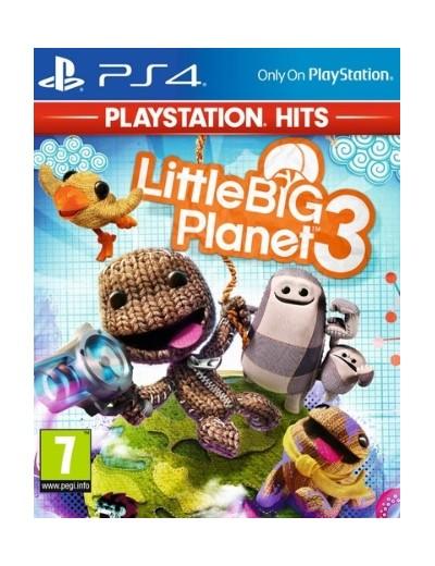 LittleBigPlanet 3 PS4 POL Używana