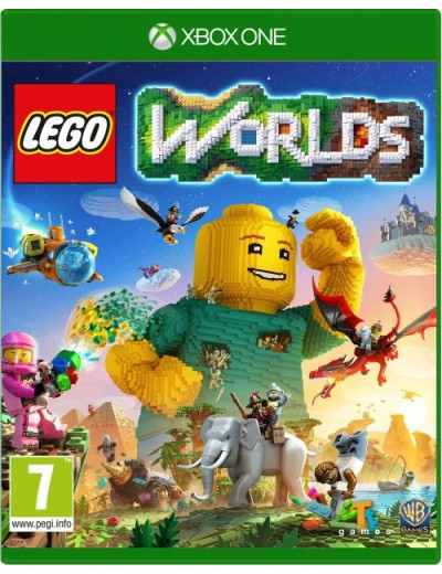 LEGO Worlds XBOXOne POL Używana