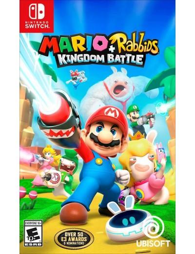 Mario + Rabbids: Kingdom Battle Nintendo Switch ANG Używana