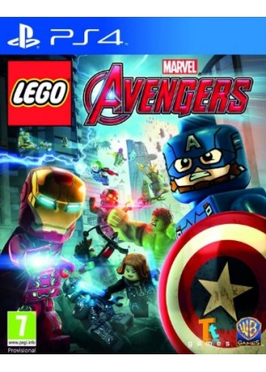 LEGO Marvel's Avengers PS4 POL Używana