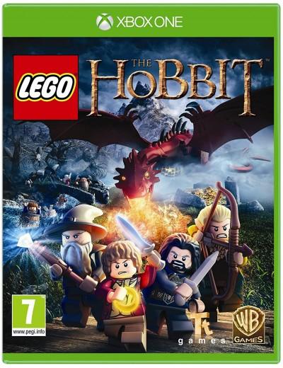 LEGO The Hobbit XBOXOne ANG Używana