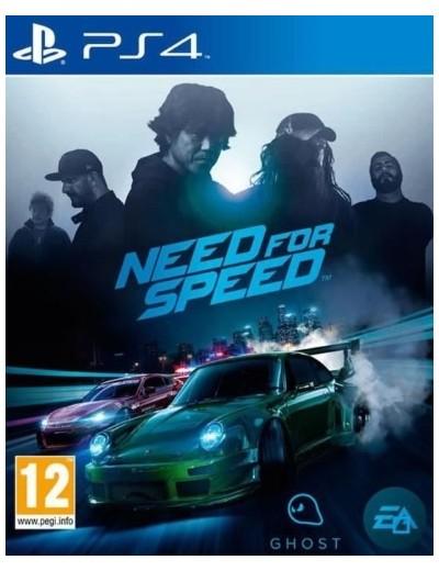 Need for Speed PS4 POL Używana