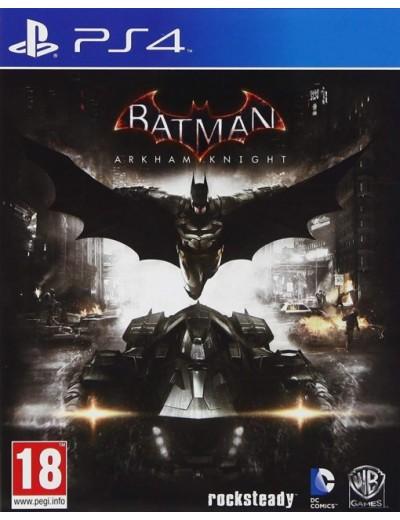 Batman: Arkham Knight PS4 POL Używana