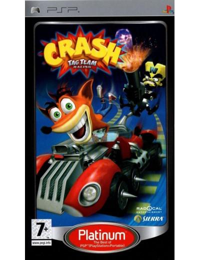 Crash Tag Team Racing PSP ANG Używana