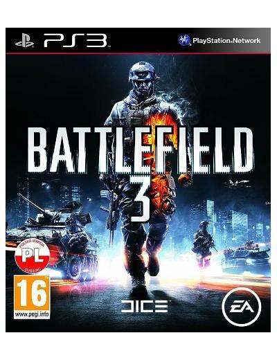 Battlefield 3 PS3 POL Używana