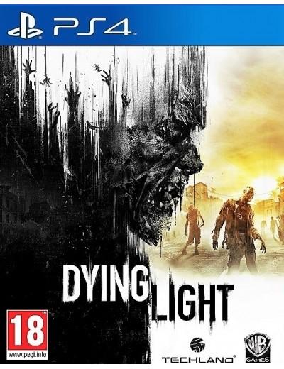 Dying Light PS4 POL Używana