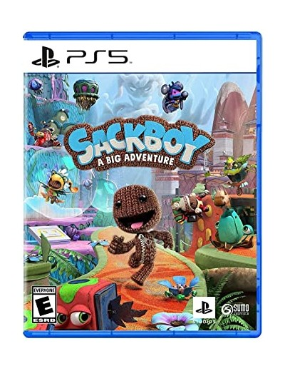 Sackboy: A Big Adventure PS5 POL Nowa