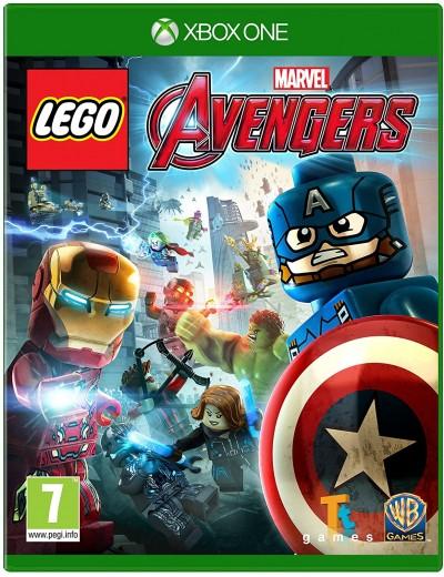 LEGO Marvel's Avengers XBOXOne ANG Używana